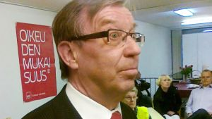 SDP:n kansanedustaja Kari Rajamäki