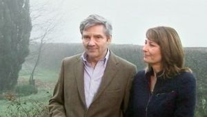 Michael ja Carole Middleton