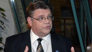 Timo Soini vuonna 2008.