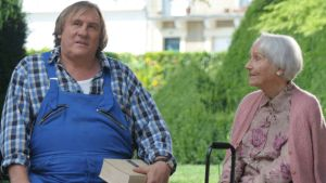 """Gérard Depardieu ja Gisèle Casadesus """"Päiväni Margueritten kanssa"""" elokuvassa."""