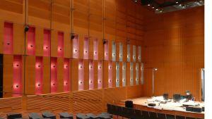 Kulttuuritalo Korundi konserttisali Rovaniemi
