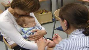 Lasta rokotetaan