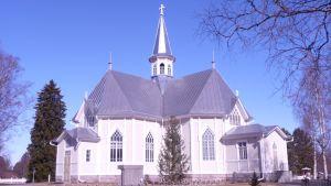 Kälviän kirkko.