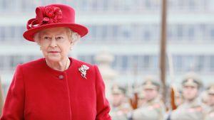 Kuningatar Elisabet vuonna 2008 Slovakiassa.