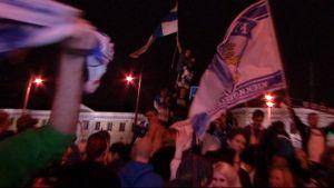Jääkiekon maailmanmestaruutta 2011 juhlitaan Helsingissä.