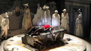 Savonlinnan oopperajuhlat, Puccini Tosca 2010.