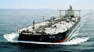Japanilaisyhtiö Mitsui O.S.K. Linesin öljytankkeri M.Star.