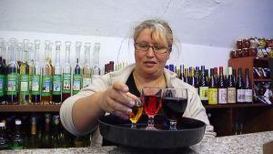 tilaviini, viinin maistaminen, Maria Tigerstedt
