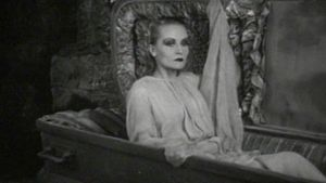 Kuva Tod Browningin elokuvasta Dracula (1931).