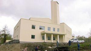 Petroskoin kirkko.
