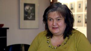 Suomen elokuvasäätiön toimitusjohtaja Irina Krohn.