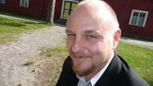 Yliopistokeskuksen tutkija Ilkka Luoto.