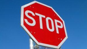 stop-liikennemerkki