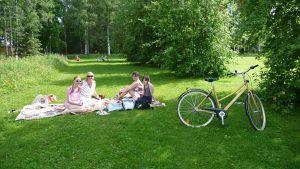 Piknikillä