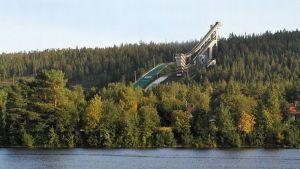 Ounasvaara Rovaniemellä