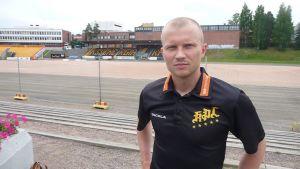 Sami Partanen on Itä-Länsi -otteluiden veteraani.