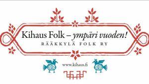 Kihaus Folkin logo.