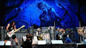 Iron Maiden Sonispheressä 2010.
