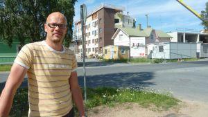 Tornion kaupunginarkkitehti Jarmo Lokio.