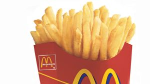 McDonald's -ranskanperunat