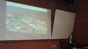 Vapon ja Metsäliiton biodiesellaitoksen ympäristövaikutuksia esiteltiin keskiviikkona Kemin Kulttuurikeskuksessa.
