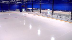 Imatran uusi jäähalli