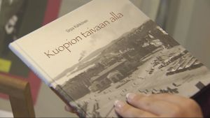 Sirpa Kähkösen Kuopion taivaan alla -kirja