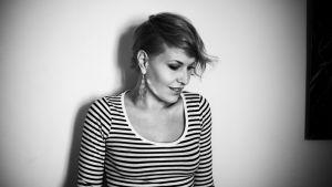 Jo Stancen laulaja Johanna Försti