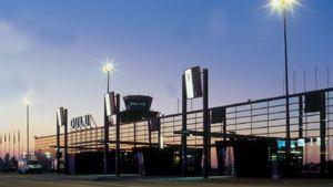 Oulun lentoasema