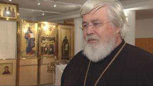 Suomen ortodoksisen kirkon arkkipiispa Leo