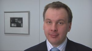 Sulkavan kunnanjohtaja Sami Sulkko.