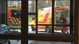 Kanta-Hämeen keskussairaalan ensiapu ja yhteispäivystys