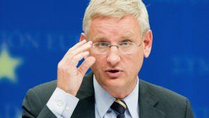 Ruotsin ulkoministeri Carl Bildt