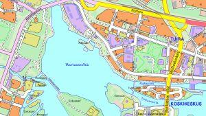 Hartaanselän muuttuminen jokialueeksi tiukentaa vesialueen kalastussääntöjä.