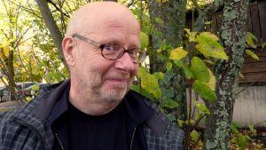 Kirjailija ja kolumnisti Reijo Honkonen.