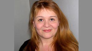 Pohjois-Savon läänintaiteilija Anniina Aunola.