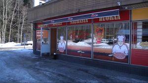 Pizzeria Dalaman Lahden Tonttilassa
