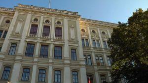 Metropolian päärakennus Bulevardilla.