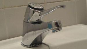 Vesihana, josta ei valu vettä