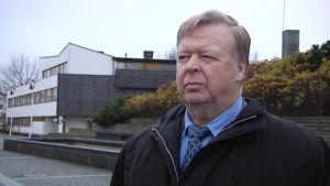 Etelä-Pohjanmaan maakuntahallituksen puheenjohtaja Tapio Liinamaa