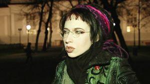 Sofi Oksanen.