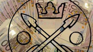 Rahaa ja leima