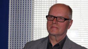 Kansanedustaja Osmo Kokko.