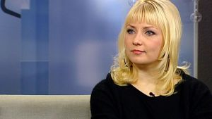 Laura Gustafsson.