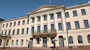 Presidentinlinna Helsingissä