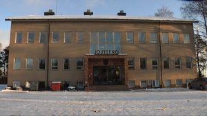 Joutsenon entinen kaupungintalo