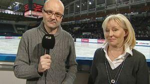 Tapio Suominen ja Anuliisa Uotila
