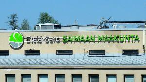 Etelä-Savon maakuntaliiton logo