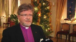 Oulun piispa Samuel Salmi
