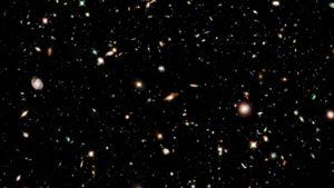 Kaukaisimpia galakseja